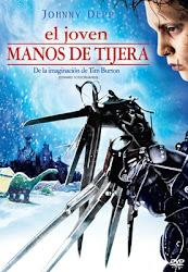El Joven Manos de Tijera / Eduardo Manostijeras Poster