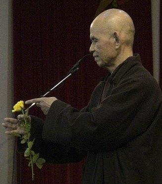 O Mestre Zen Thich Nhat Hanh