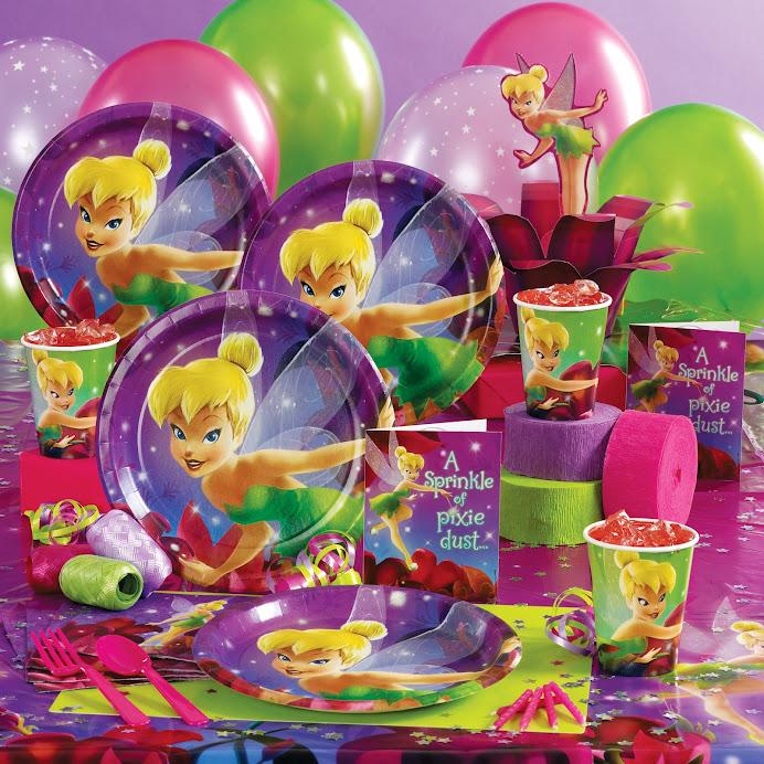 Fairytophia party set