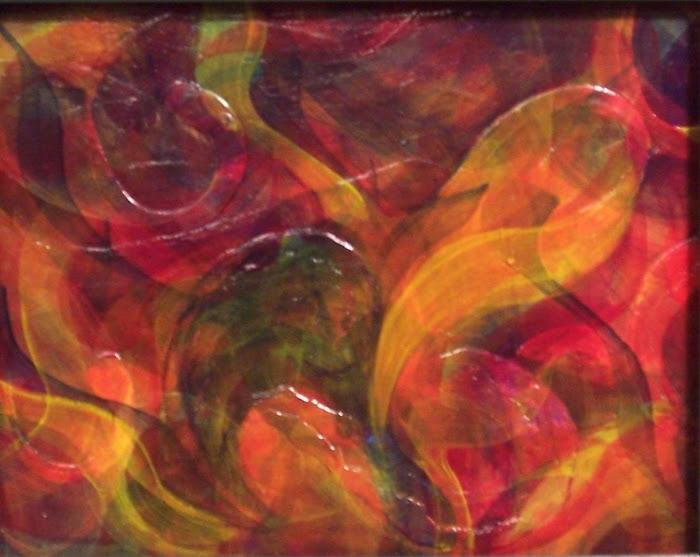 Acrylic Swirls