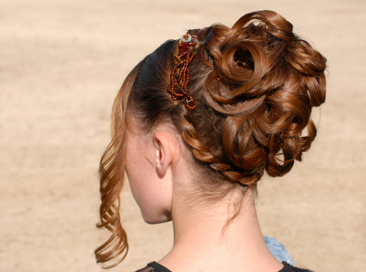 Easy Updos Tips and Updo Hairstyles Pictures Black Updo Hairstyles Prom