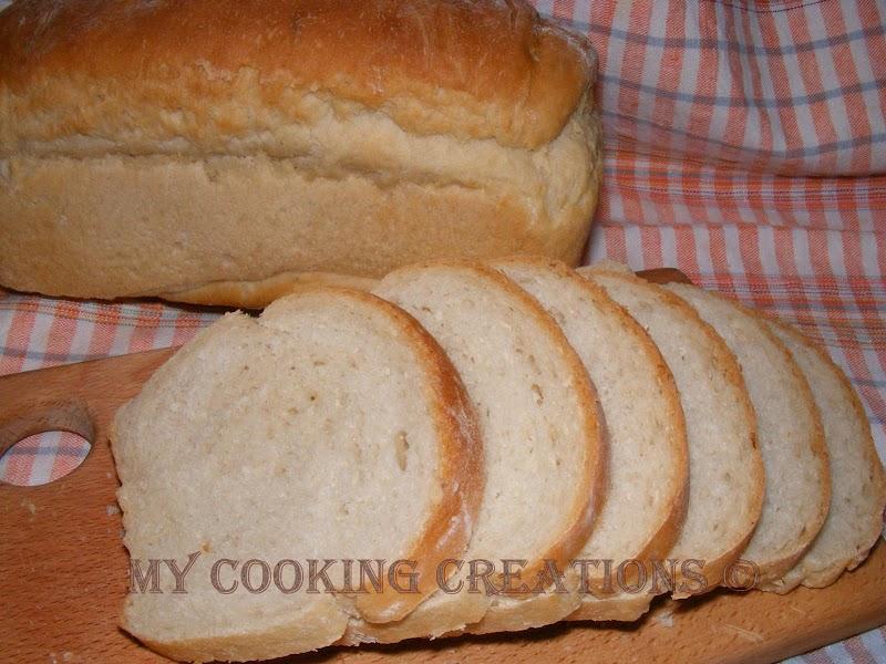 Pane per tramezzini  * Хляб за сандвичи