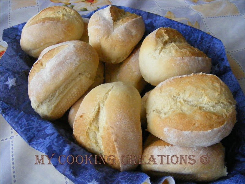 I buoni panini * Земелки