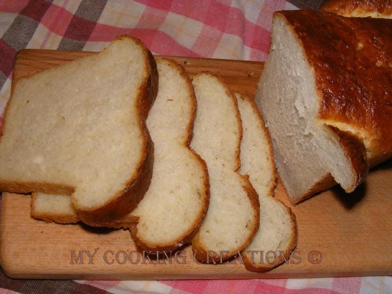 Викториански млечен хляб * Pane vittoriano al latte