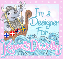 Tidligere DT Karen's Doodles