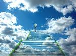Drumul spre cer...