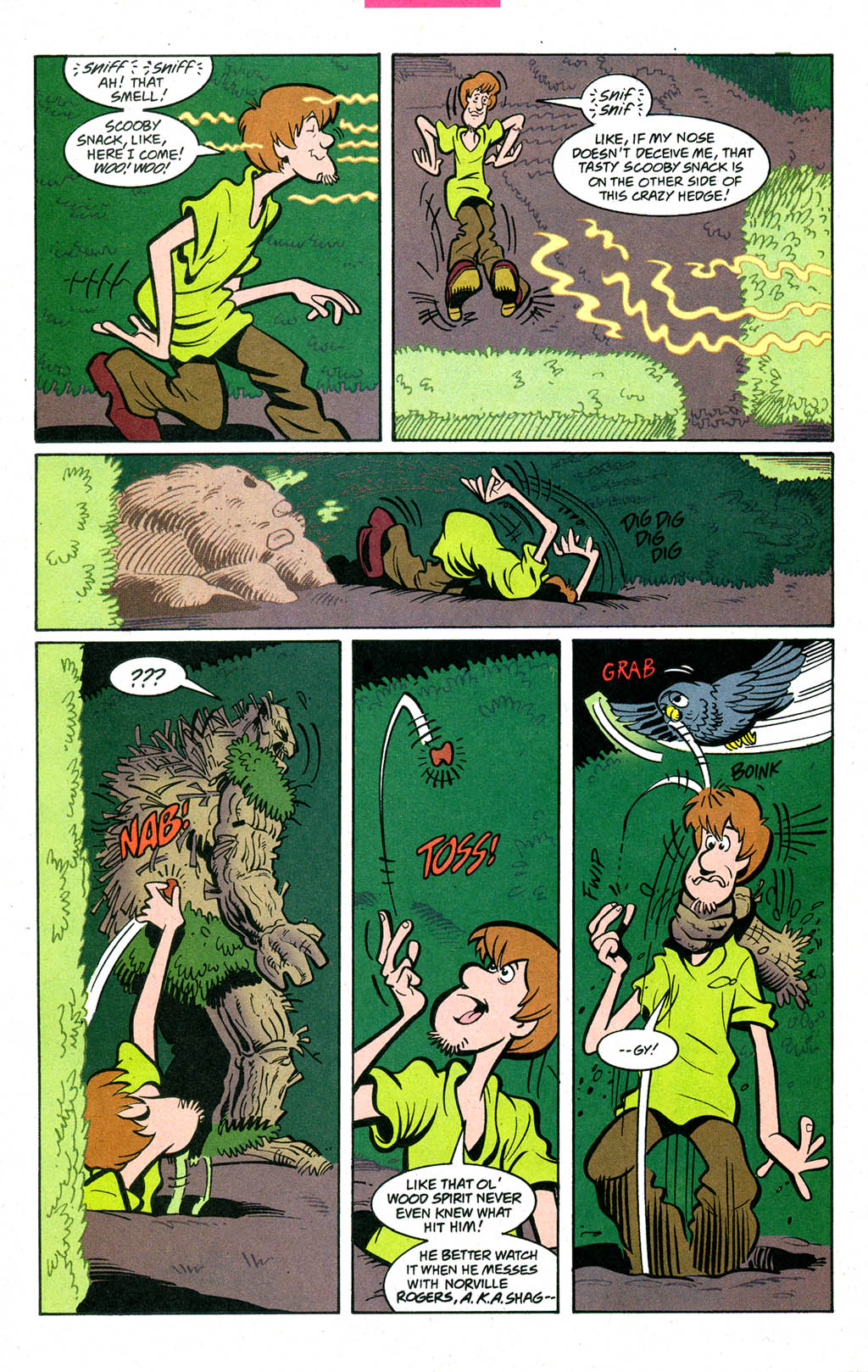 Read online Scooby-Doo (1997) comic -  Issue #90 - 27