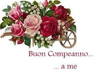Buon compleanno a me....