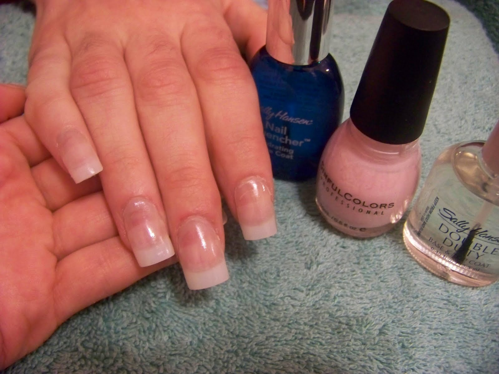 Chloe Beauty NYC: Tutorial : Acrylic Nail Tips!