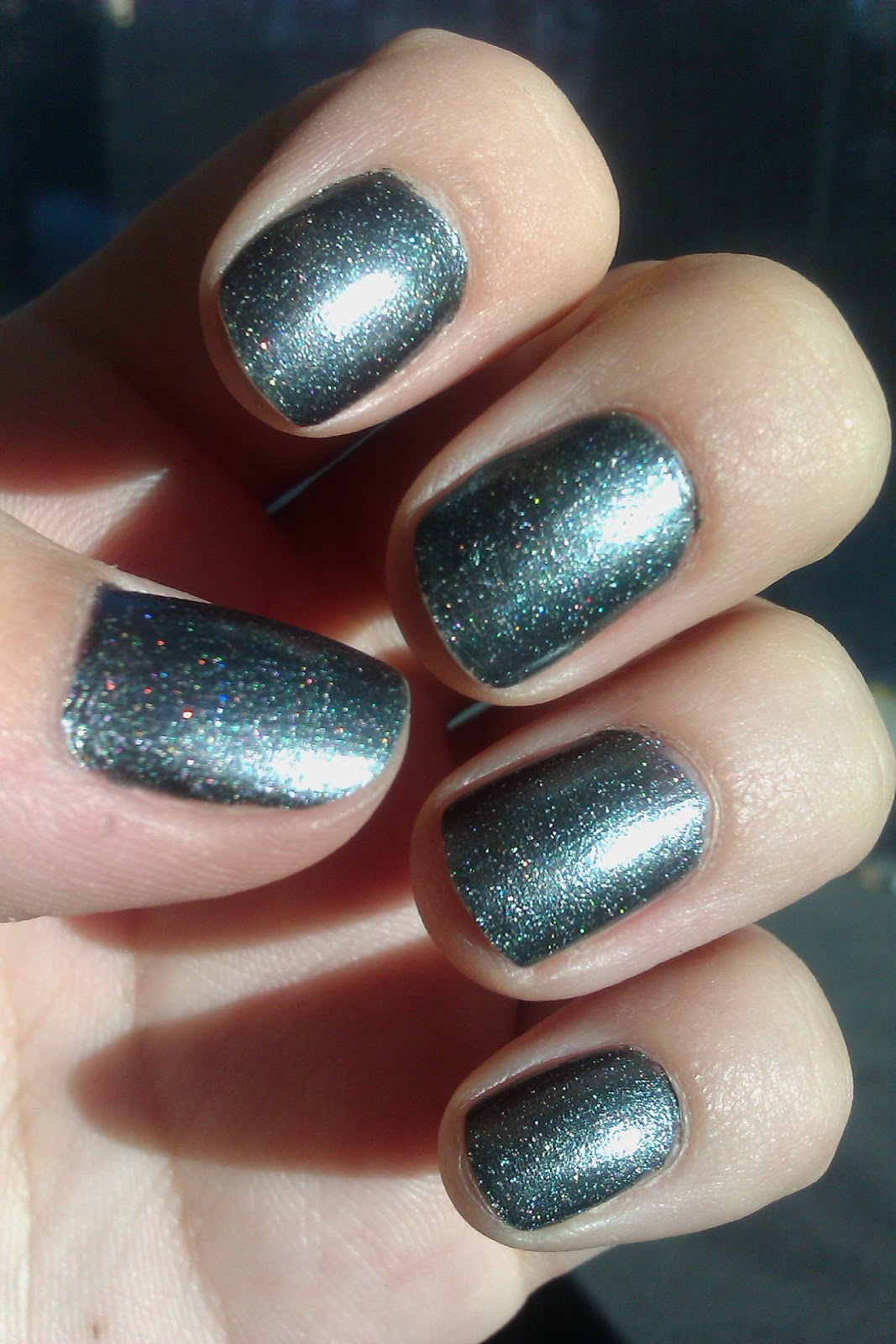 Chloe Beauty NYC: e.l.f. Nail Polish in Metal Madness (NOTW)