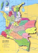 Publicado por Noticias NSC en 11:40 geografia mapa colombia