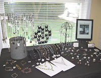 Home Jewelry Party Display