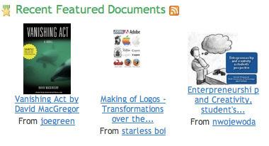 scribd.com featured content