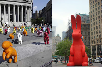 bravia bunnies