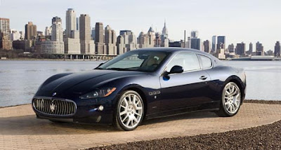the lexus of maseratis