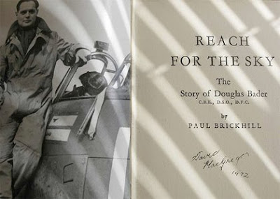 Douglas Bader Reach for the skies