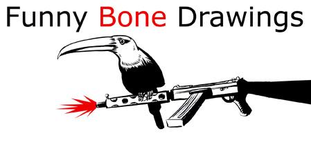 Funny Bone Drawings