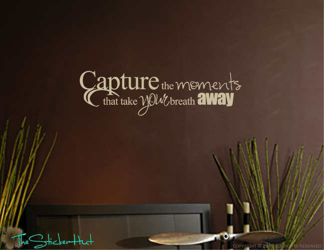 Capture Every Moment Quotes. QuotesGram
