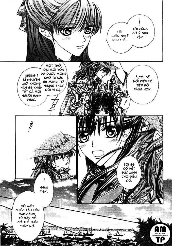 Haru wa Sakura chap 1 - Trang 6