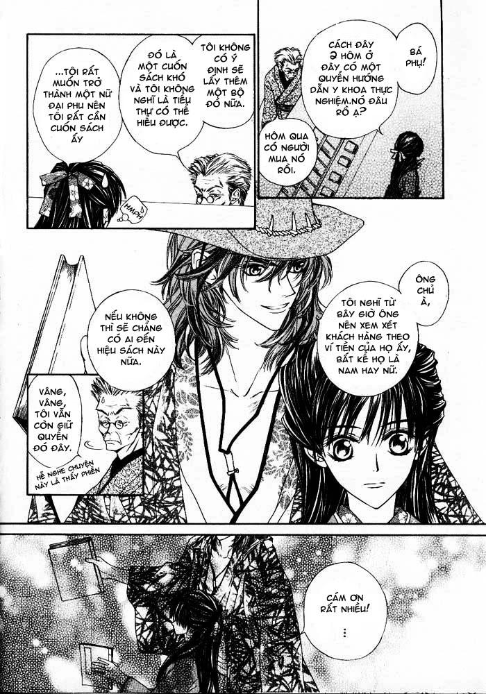 Haru wa Sakura chap 1 - Trang 5