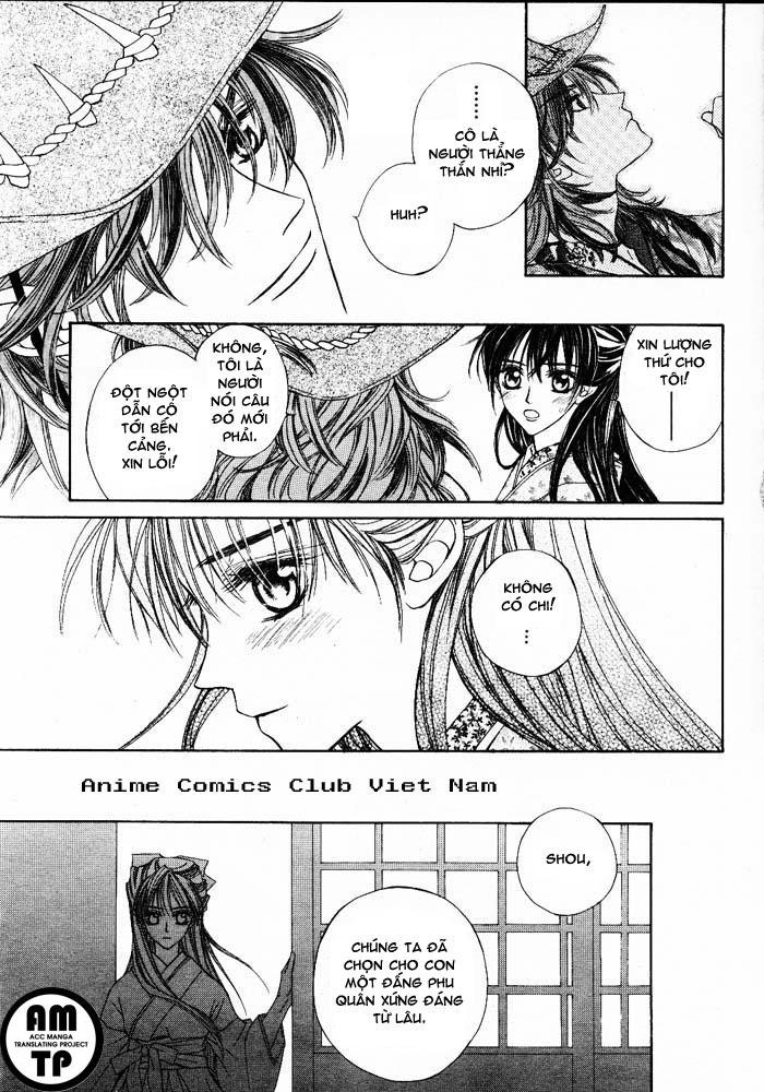 Haru wa Sakura chap 1 - Trang 8