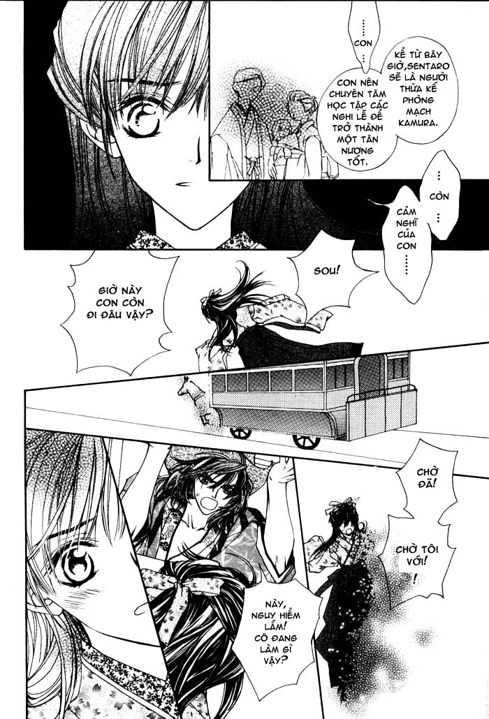 Haru wa Sakura chap 1 - Trang 9