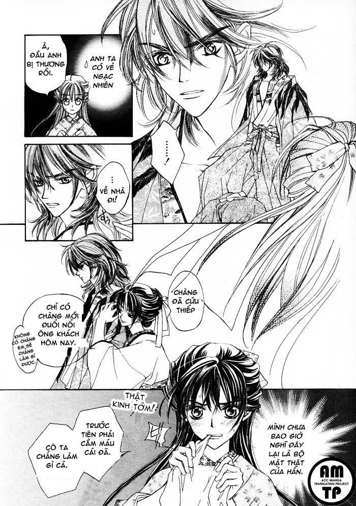 Haru wa Sakura chap 1 - Trang 16