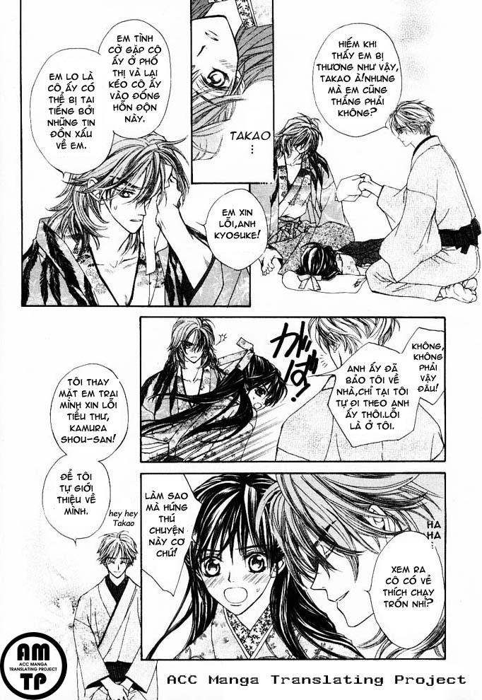 Haru wa Sakura chap 1 - Trang 19