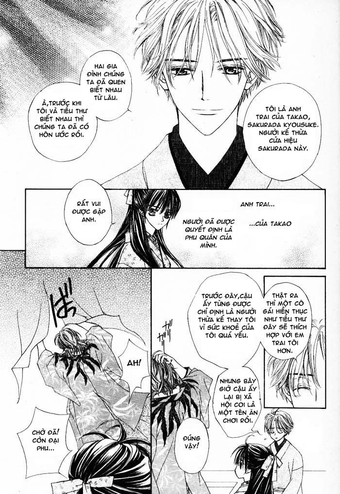 Haru wa Sakura chap 1 - Trang 20