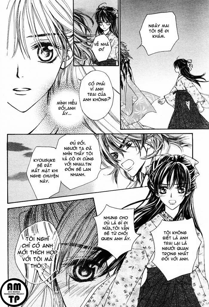 Haru wa Sakura chap 1 - Trang 21