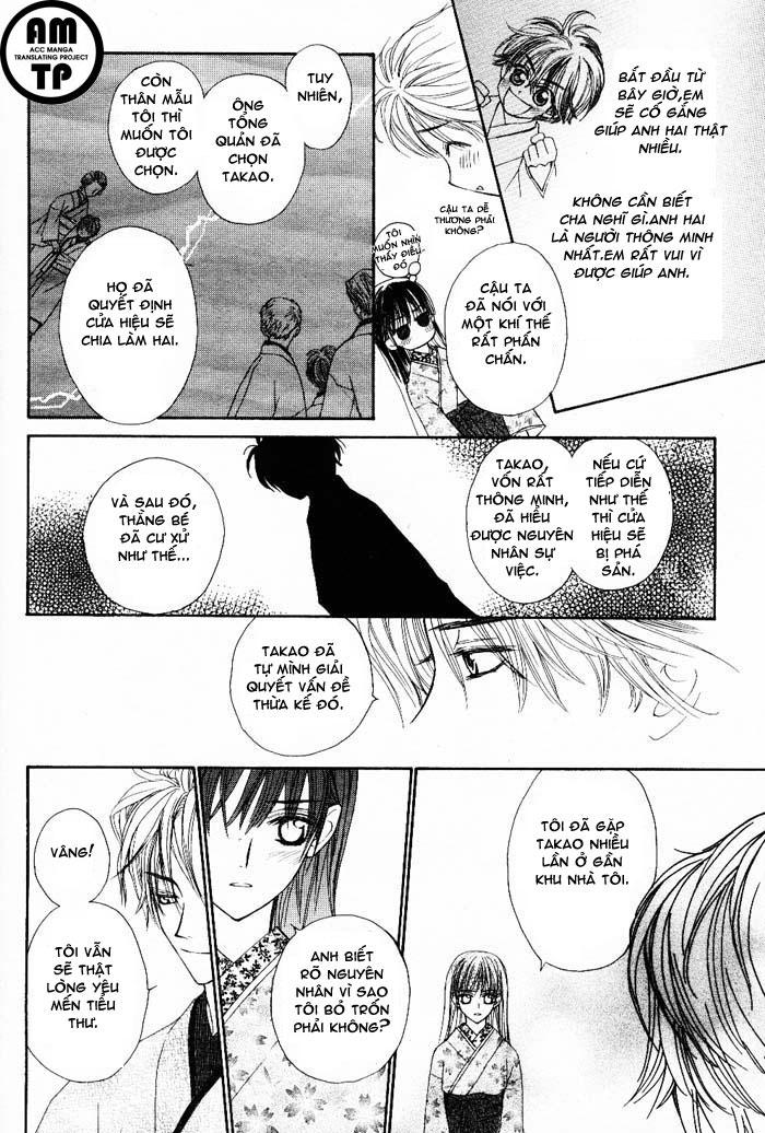 Haru wa Sakura chap 1 - Trang 27