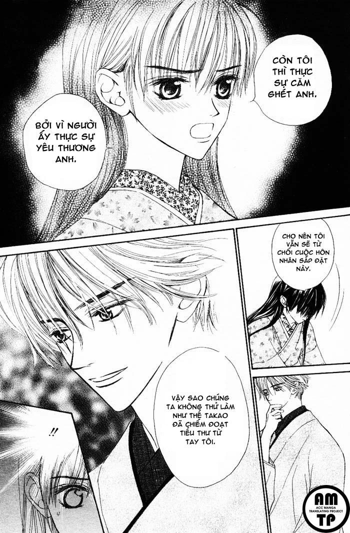 Haru wa Sakura chap 1 - Trang 28