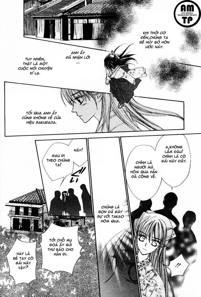 Haru wa Sakura chap 1 - Trang 29
