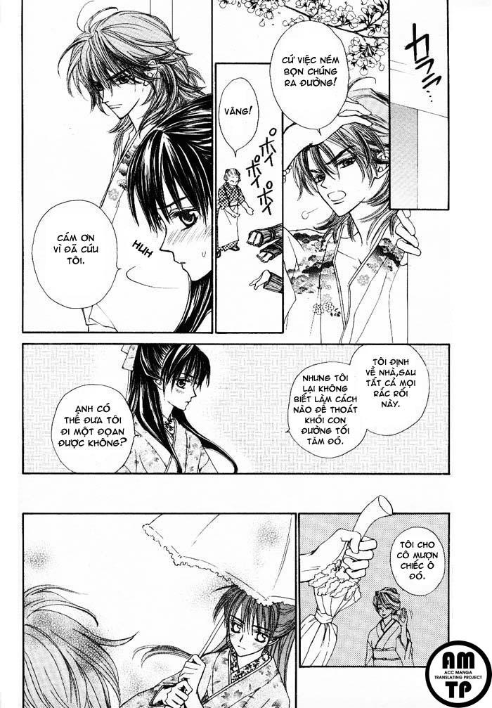 Haru wa Sakura chap 1 - Trang 31