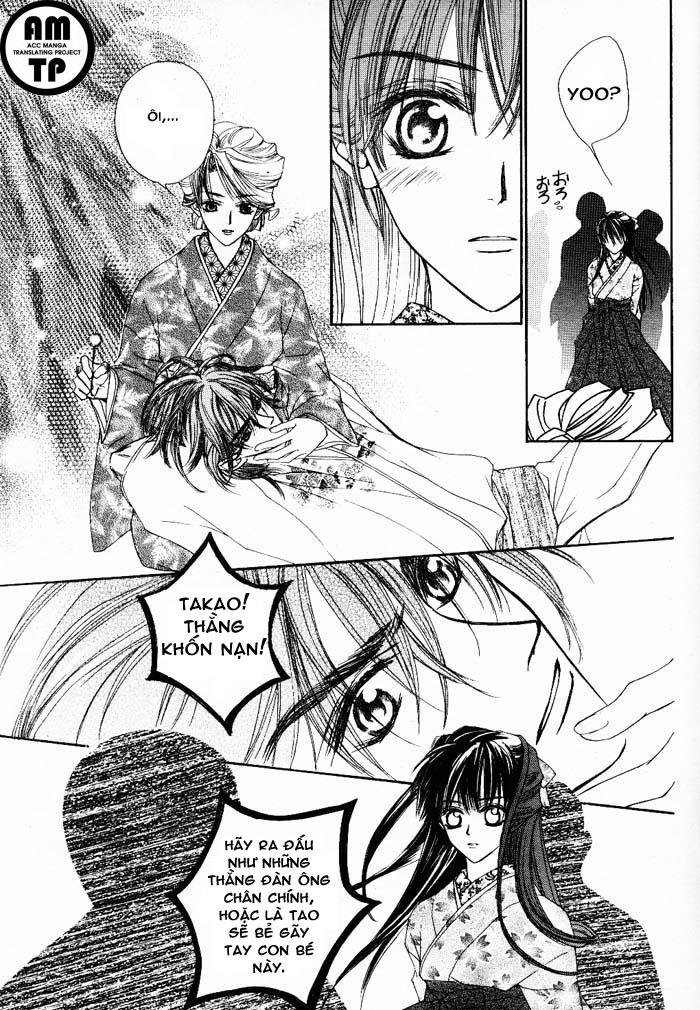 Haru wa Sakura chap 1 - Trang 30