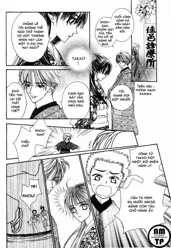 Haru wa Sakura chap 1 - Trang 34