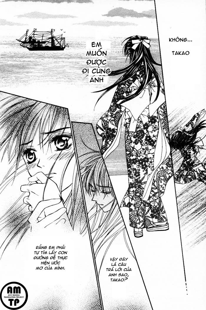 Haru wa Sakura chap 1 - Trang 35