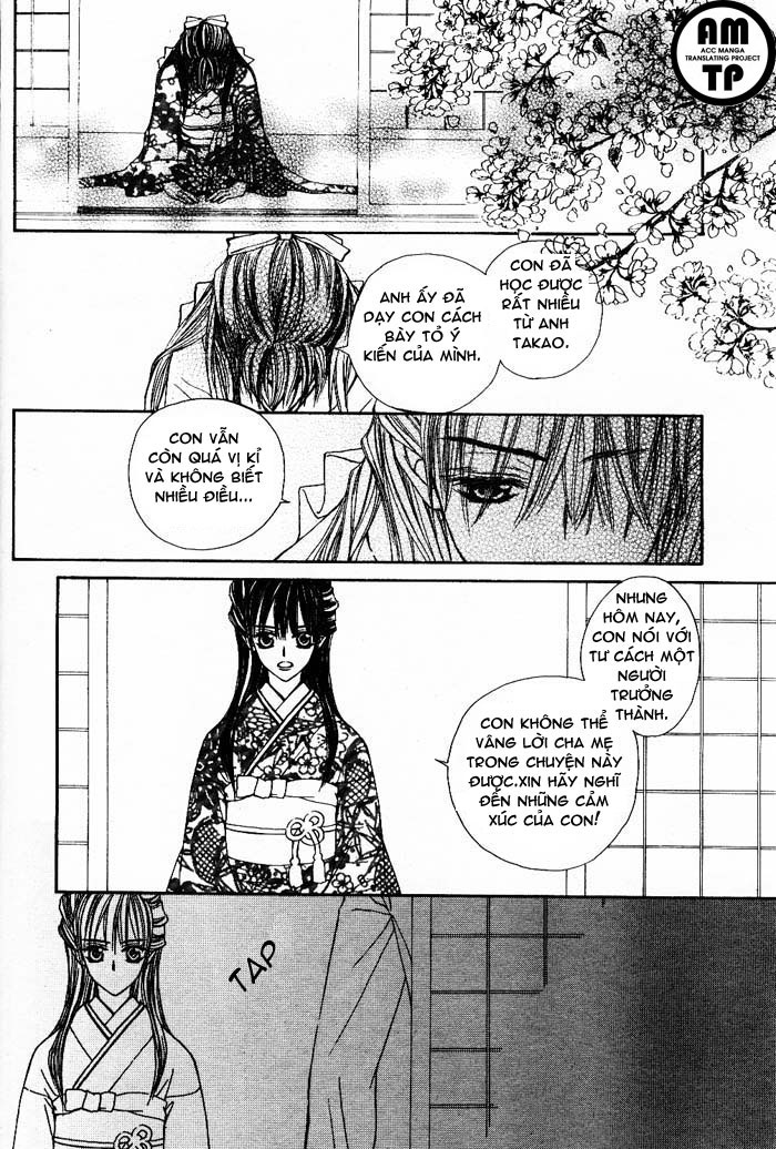Haru wa Sakura chap 1 - Trang 36