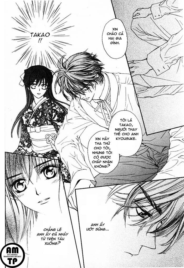 Haru wa Sakura chap 1 - Trang 38