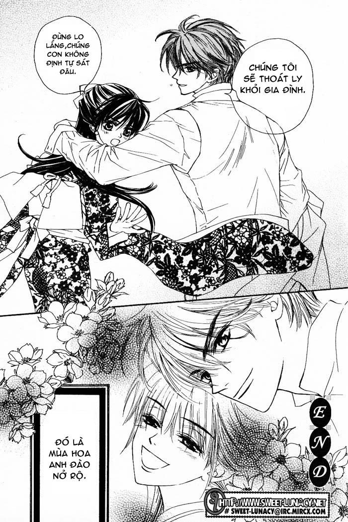 Haru wa Sakura chap 1 - Trang 40