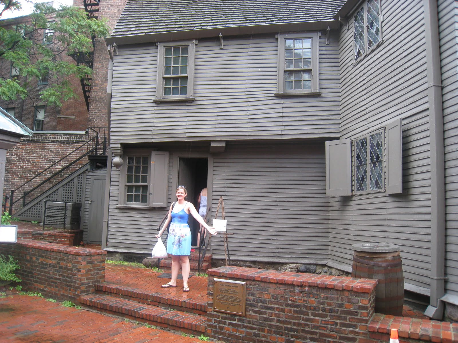 At Any One Time, Revere Shared This House With His Mother, Wife, And  Between Five And Nine Of His Children (he Had Sixteen All Together!)