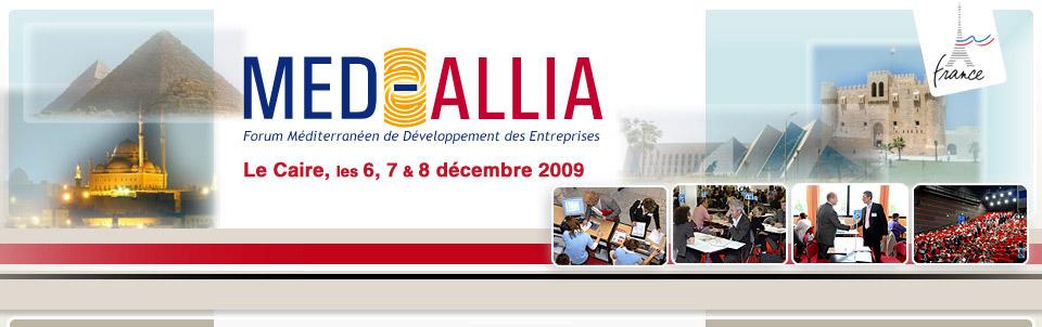 Euro m diterran e novembre 2009 for Chambre de commerce francaise en egypte
