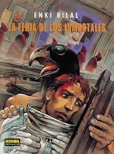 La feria de los inmortales (Trilogia Nikopol)