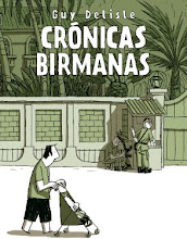 Cronicas Birmanas (Guy Delisle)