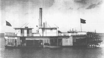 El Vapor Masparro (1910)