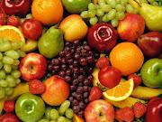 de frutas frutas verduras