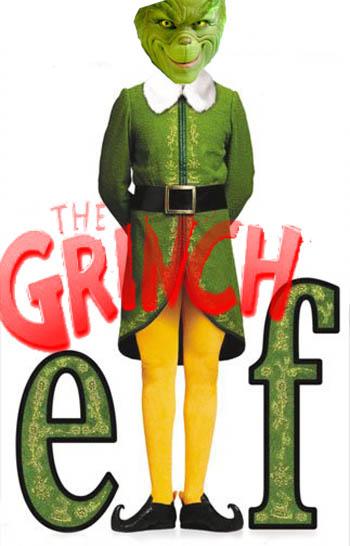 Kelsey's Blog: The Grinch Elf