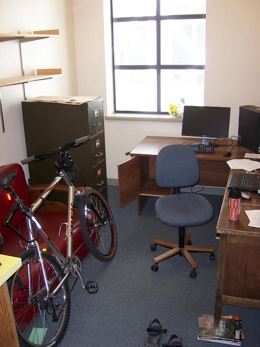 Mein eigenes Büro