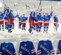 NEW YORK RANGERS HOCKEY CLUB