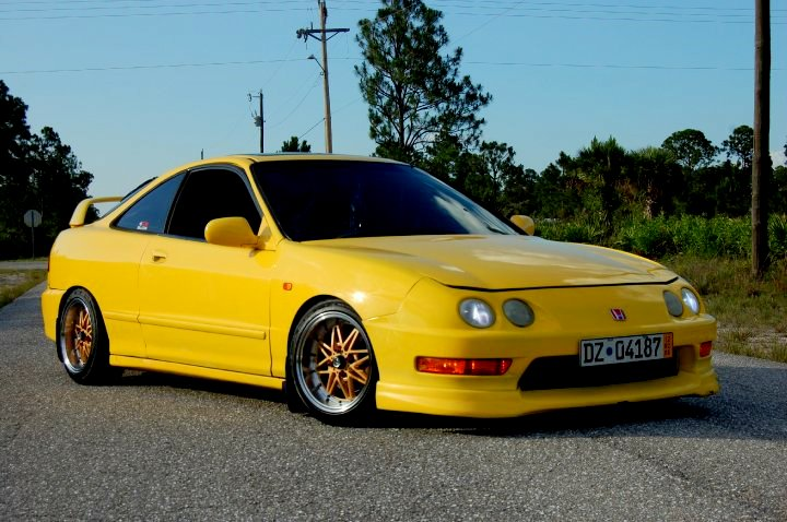Whats Happening In 239 Michaels 99 Acura Integra